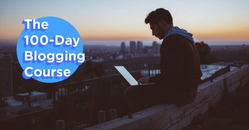 Learn Blogging in 100 Days